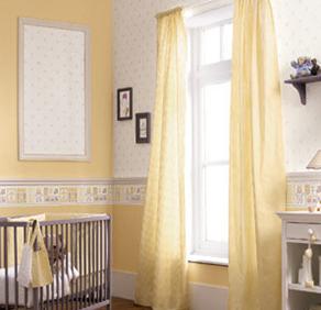 Guia para elegir las cortinas lienzo va a tu casa - Estores con caidas ...